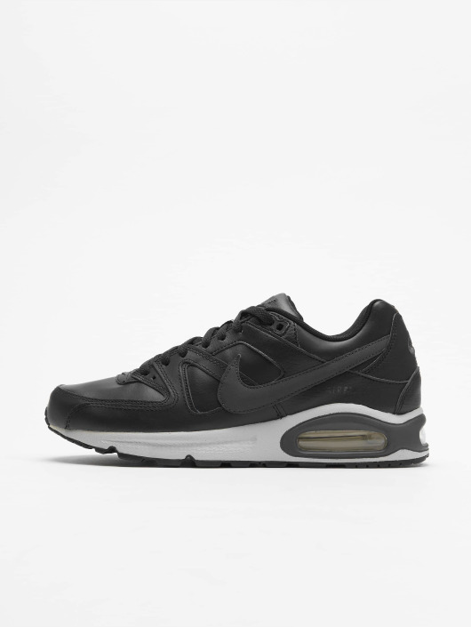 Nike Air Max Command Leather Sneakers Black