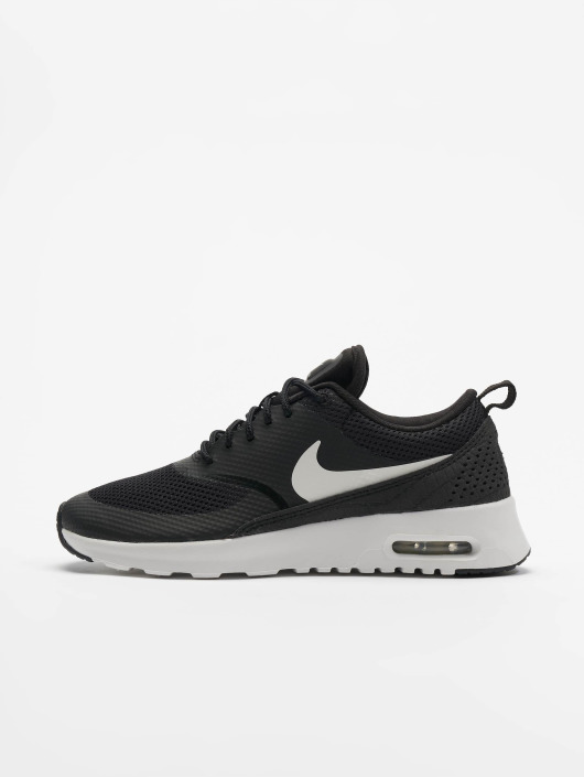 nike damen sneaker air max thea in schwarz 256754. Black Bedroom Furniture Sets. Home Design Ideas