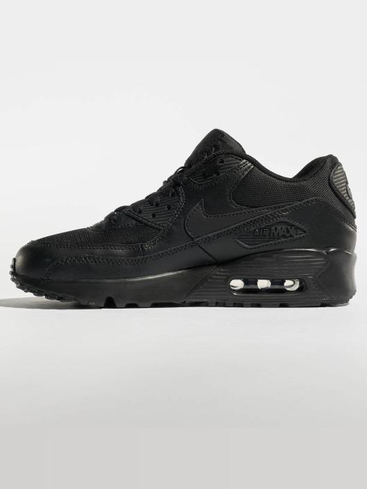 Nike Sneaker Air Max 90 Mesh (GS) schwarz