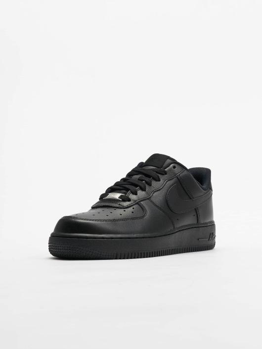 398d27c810cbba Nike Herren Sneaker Air Force 1  07 Basketball Shoes in schwarz 34168