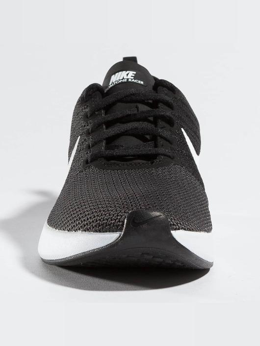 Nike Sneaker Dualtone Racer schwarz