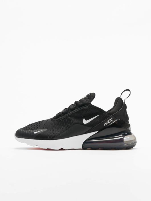 pretty nice 6ab7b 245c2 Nike Air Max 270 Sneakers Black/Anthracite/White/Solar Red