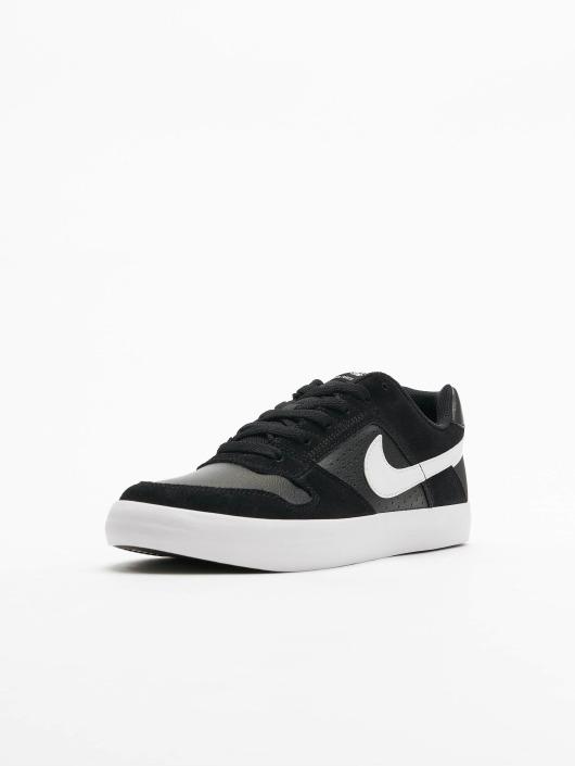 Nike Sneakers SB Delta Force Vulc Skateboarding èierna