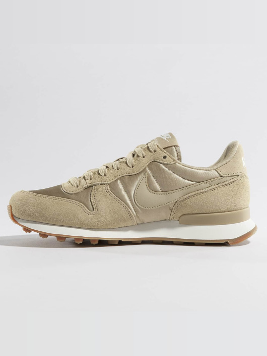 Nike Sneakers Internationalist Women's brown