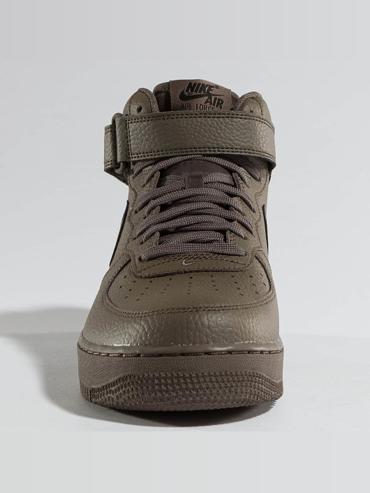 Nike Sneakers Air Force 1 Mid '07 brown