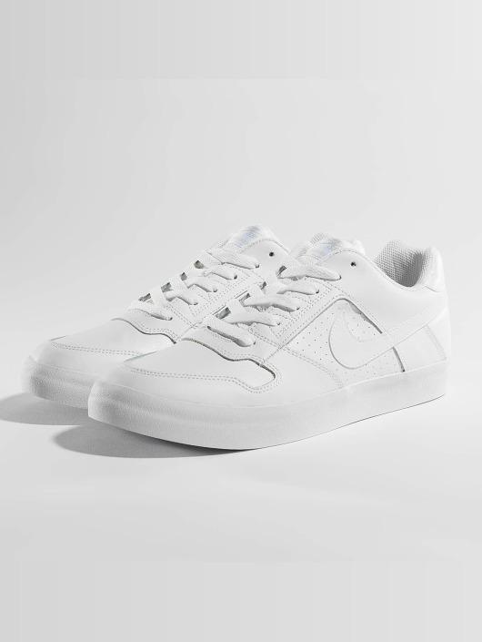 newest 0cef9 73ddd ... Nike Sneakers SB Delta Force Vulc Skateboarding hvid ...