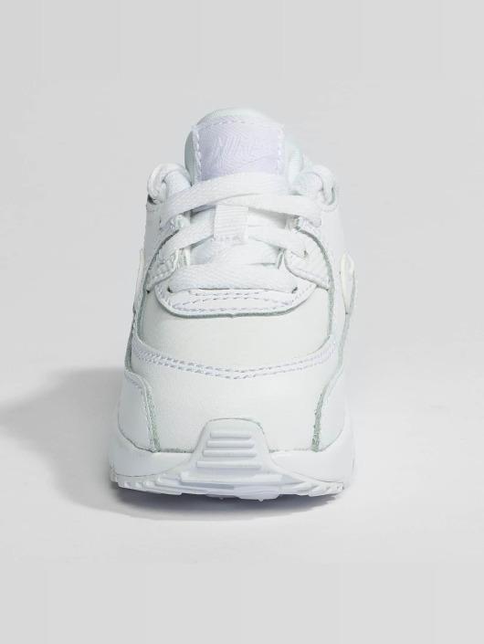Air Nike Sko 90 Toddler Hvid Max Leather I 382002 Sneakers xdBoeC