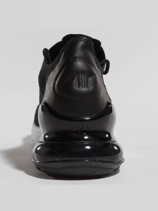 Nike Sneakers Air Max 270 Flyknit sort