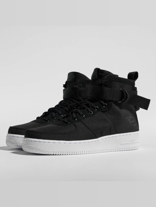 online store 62db3 1f8d3 ... Nike Sneakers SF Air Force 1 Mid svart ...
