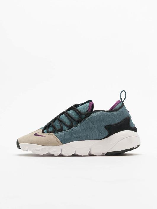 Nike Sneakers Air Footscape turkusowy