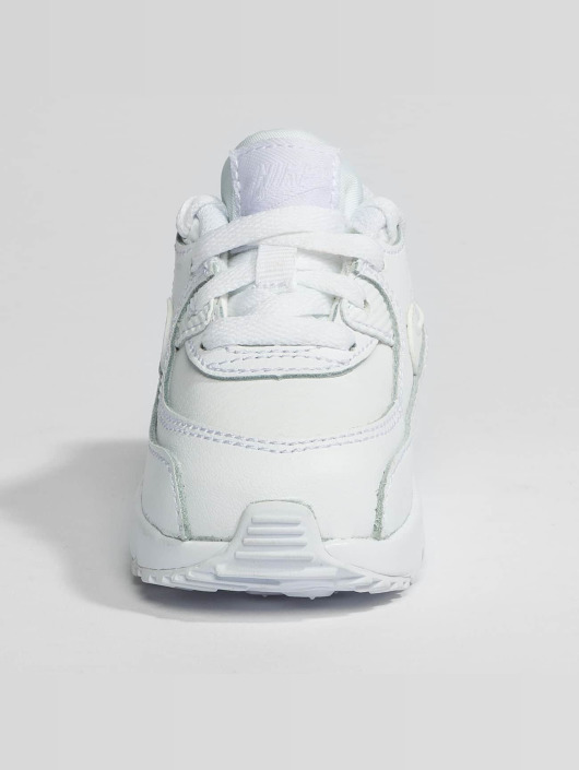 Nike Sneakers Air Max 90 Leather Toddler white
