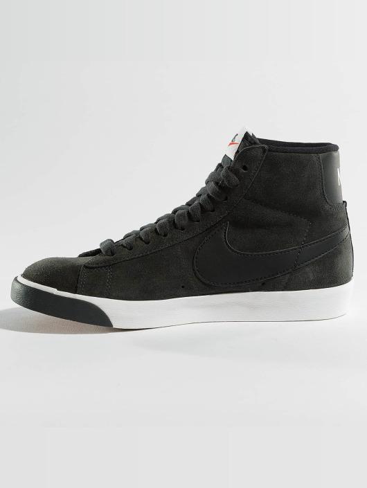 Nike Tøysko Blazer Mid Suede Vintage grå
