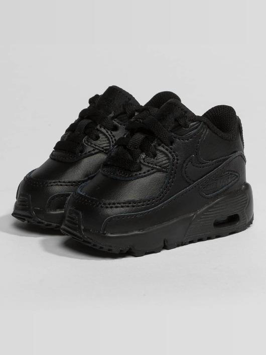 Nike Tøysko Air Max 90 Leather Toddler svart