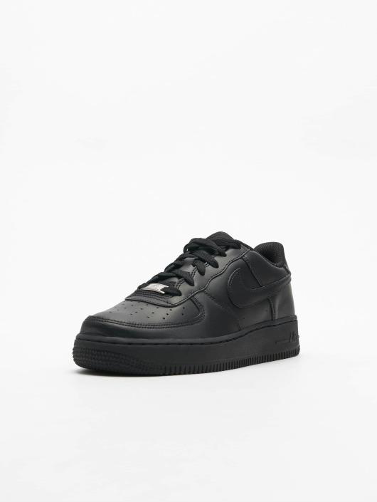 Nike Tøysko Air Force 1 Kids svart