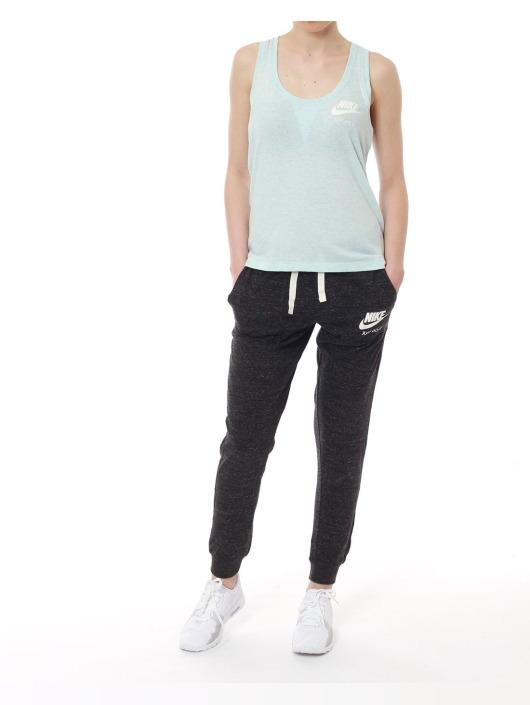 Nike Tops  niebieski