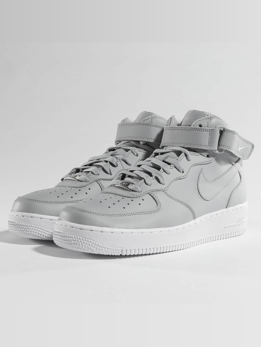 Nike Zapatillas de deporte Air Force 1 Mid '07 gris
