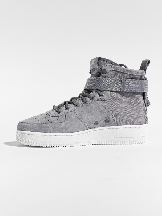 Nike Zapatillas de deporte Sf Air Force 1 Mid gris