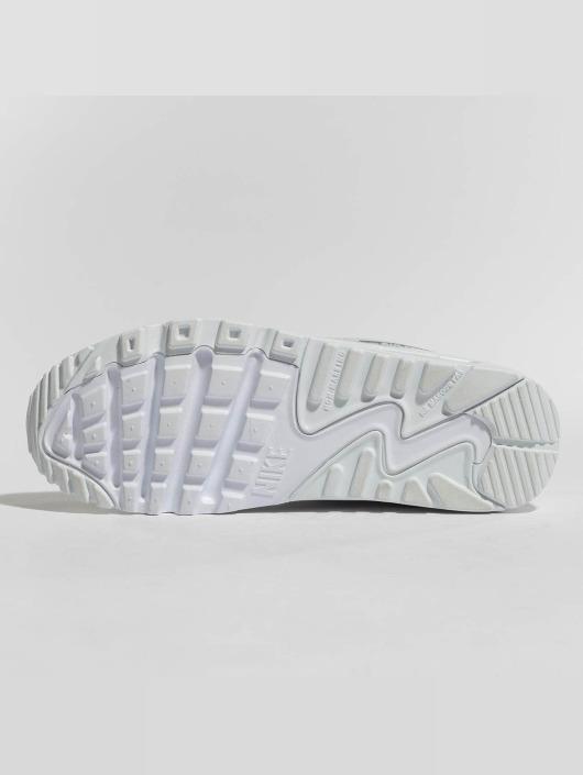 Nike Zapatillas de deporte Air Max 90 Mesh (GS) plata