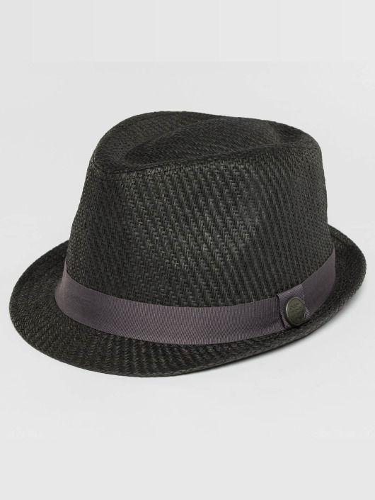 Oxbow Hat Egom Braided Straw black