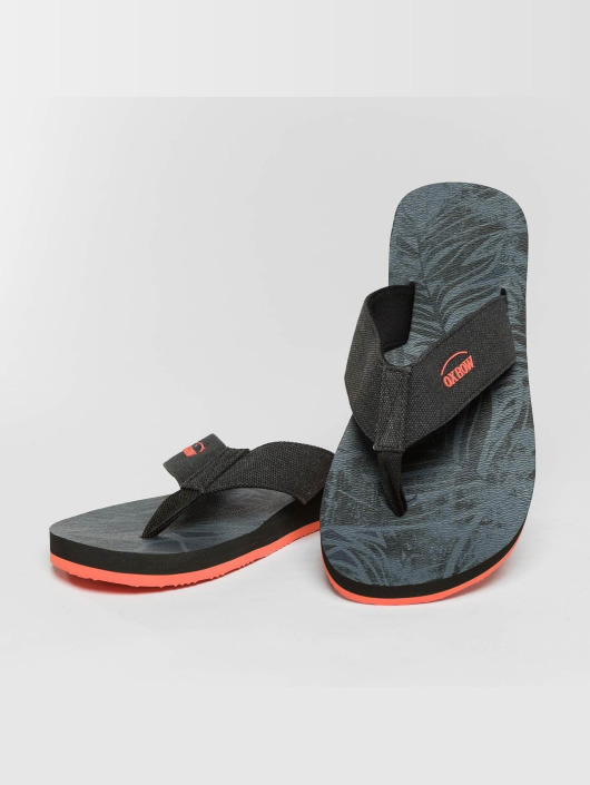 Oxbow Sandaalit Volcano Printed EVA harmaa