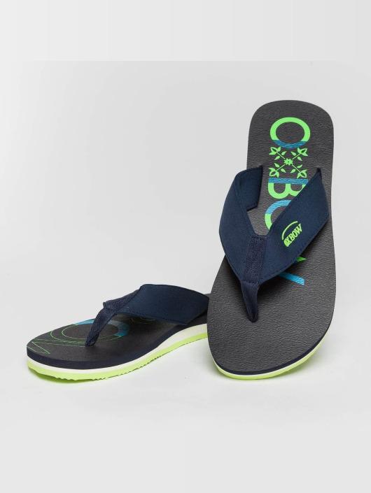 Oxbow Sandaalit Vigliano Printed EVA sininen