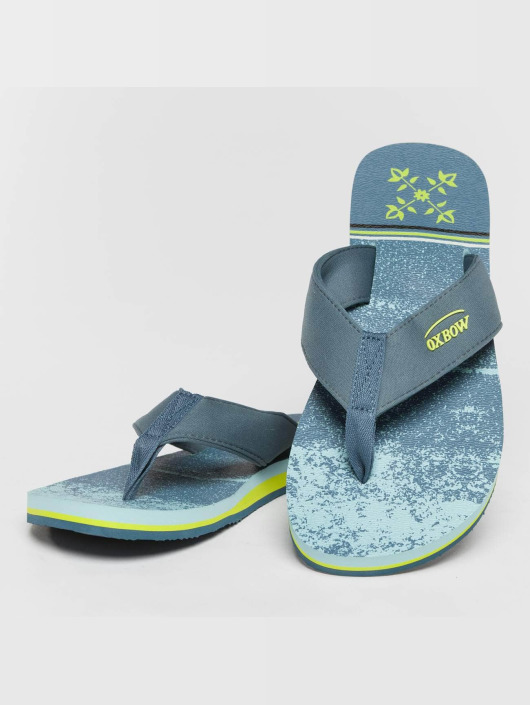 Oxbow Sandalen Vigliano Printed EVA blau