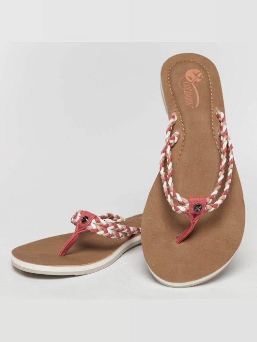 Oxbow Sandals Viaso Faux brown