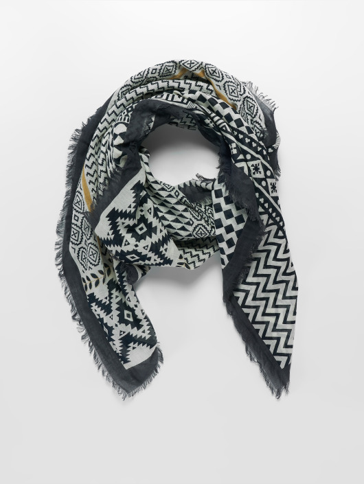 Oxbow Scarve Quotana Printed Square black
