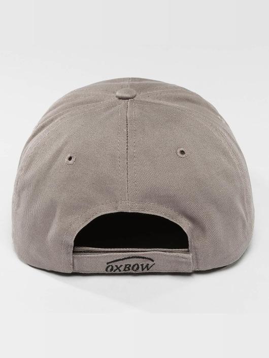 Oxbow Snapback Caps Escoz Solid harmaa