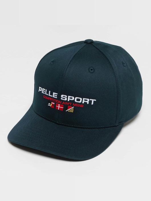 Pelle Pelle Snapback Cap Vintage Series blu
