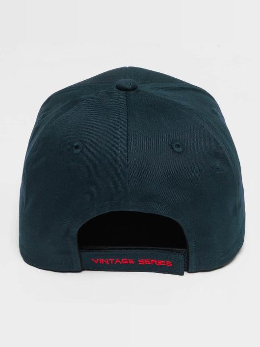 Pelle Pelle Snapback Caps Vintage Series blå