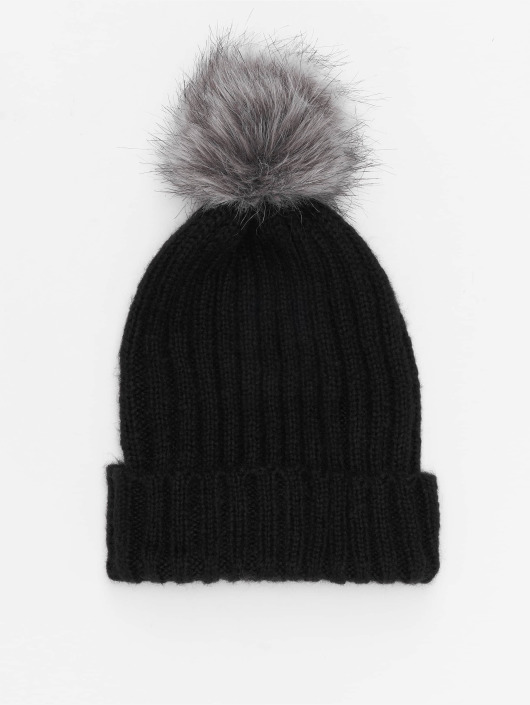 Pieces Bonnet hiver pcVaren noir