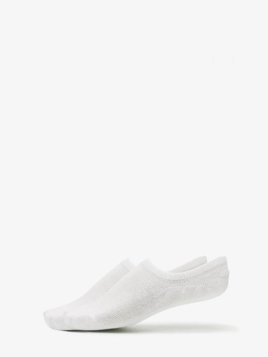 Pieces Socken pcTess 2 Pack Sneaker weiß