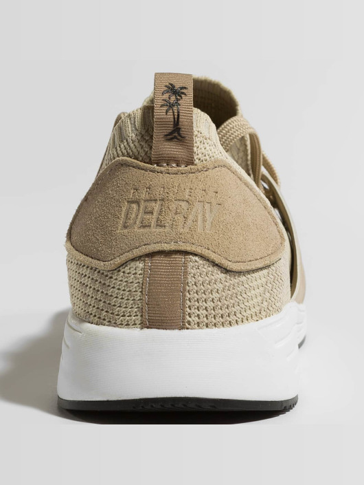 Project Delray Sneakers Wavey bezowy