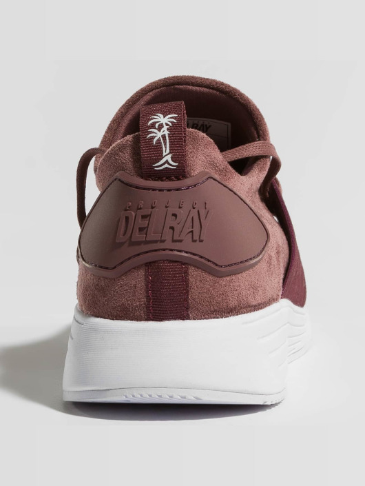 Project Delray Sneakers Wavey fioletowy