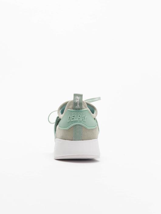 Project Delray Sneakers Wavey zielony