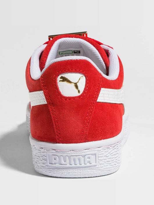 Puma Сникеры BBoy Fabulous Suede Classic красный