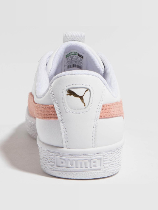 Lea Puma Maze Basket Femme Baskets Blanc 425852 srthCxQdB