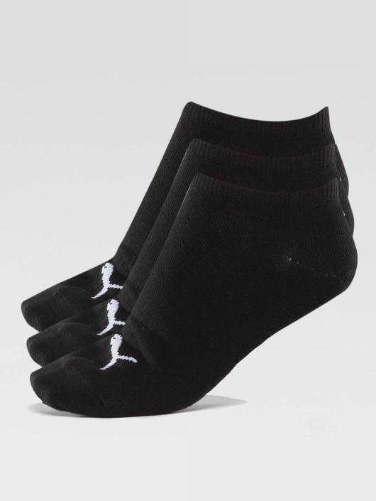 Puma Dobotex Sokker 3 Pack Sneaker Plain svart