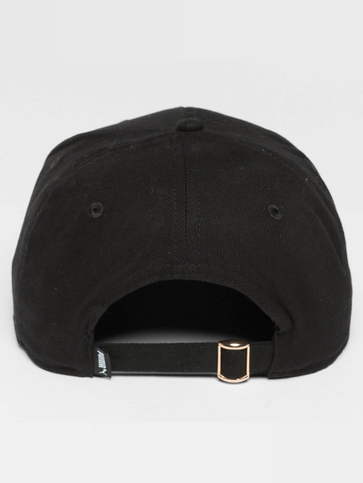 Puma Snapback Caps Archive Suede svart