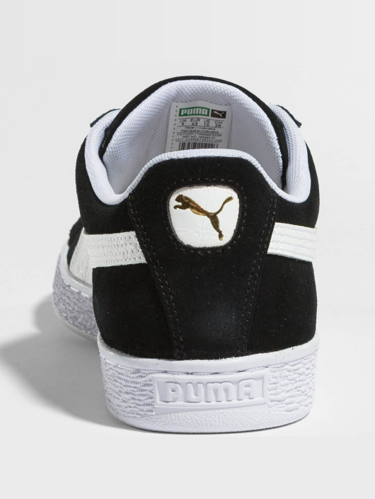 Puma Sneakers BBoy Fabulous Suede Classic black