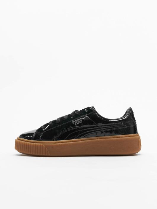 Puma Sneakers Basket Platform czarny