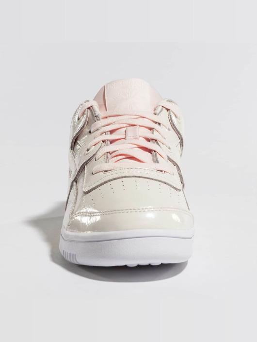 Reebok Сникеры Workout Lo Plus розовый