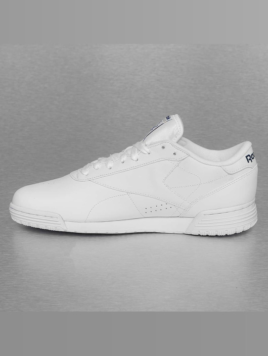 Reebok Homme Classic EX O FIT Hi Chaussures Blanc Blanc