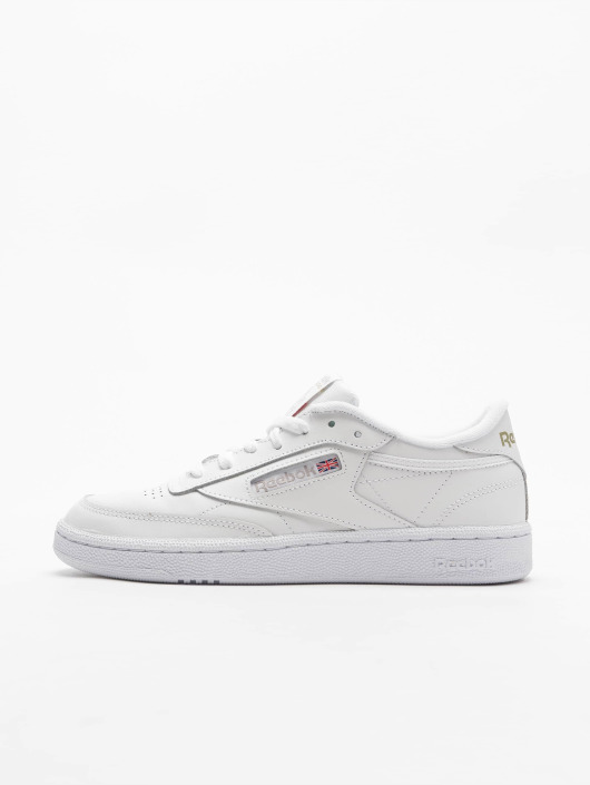 63501a5f5c9bb Reebok Baskets Club C 85 blanc