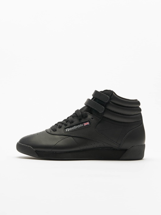 6917e5a9ea5 ... Reebok Baskets Freestyle Hi Basketball Shoes noir ...