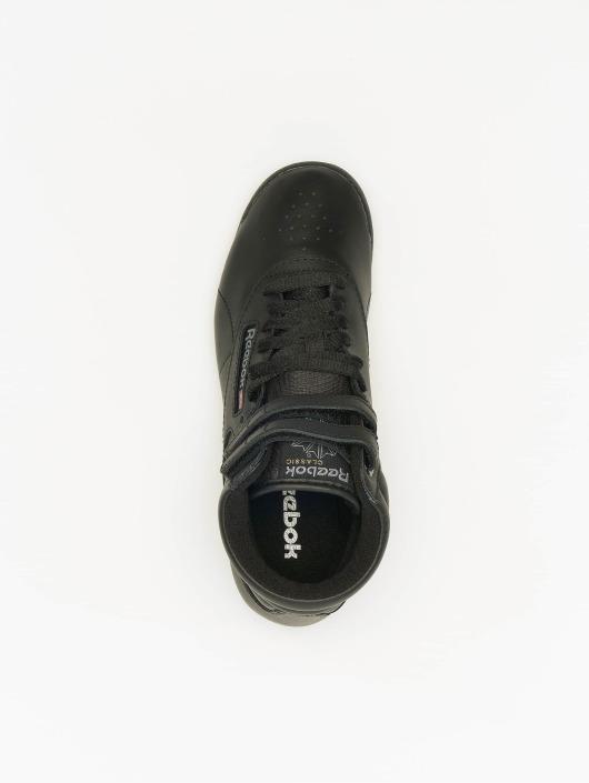 13ae1e357eb1e Reebok Baskets Freestyle Hi Basketball Shoes noir