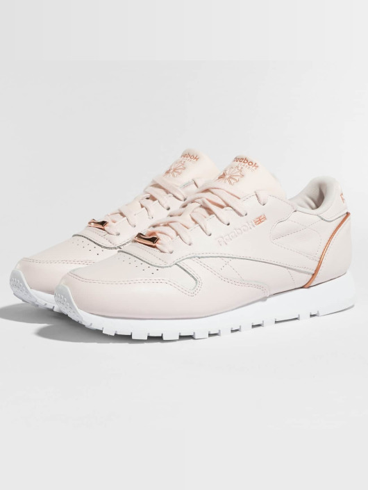 Reebok Sneaker Leather HW rosa
