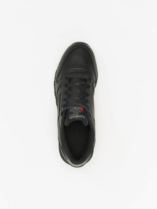Reebok Sneaker CL Leather schwarz