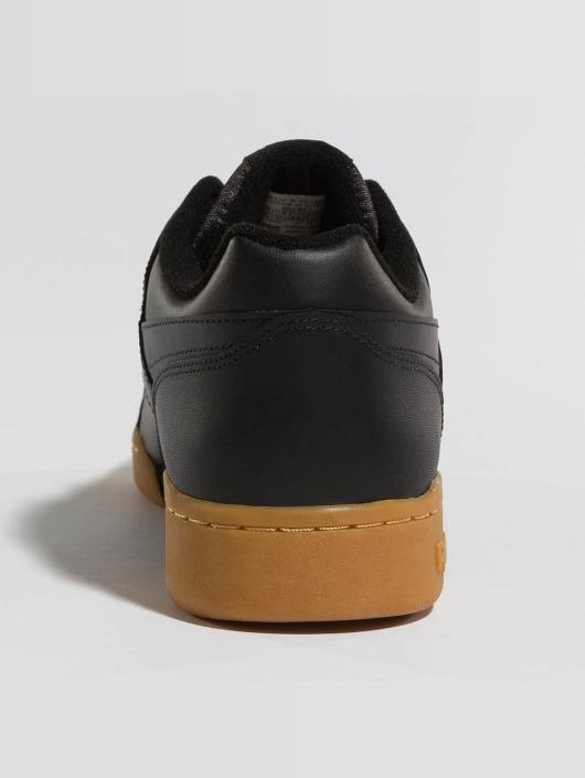 Reebok Sneaker Workout Plus schwarz
